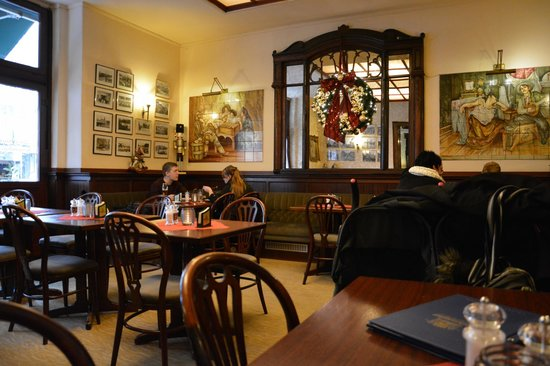 Gasthaus Krombach : Ambiance intérieure