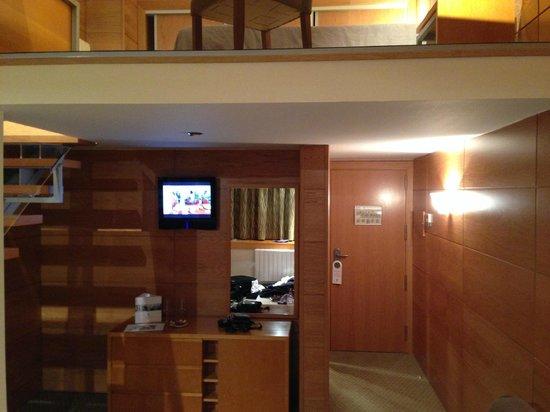 Sercotel Hotel & Spa La Collada: planta baja