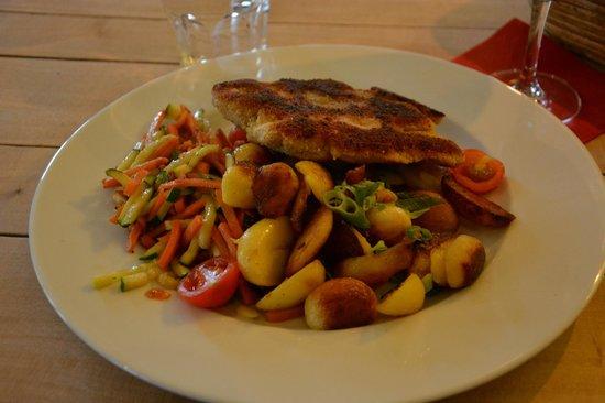Restaurant Schnitzelei: Cordon bleu