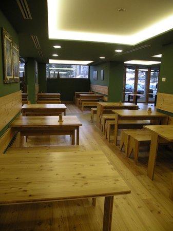 Hotel 1301 Inn : sala da pranzo