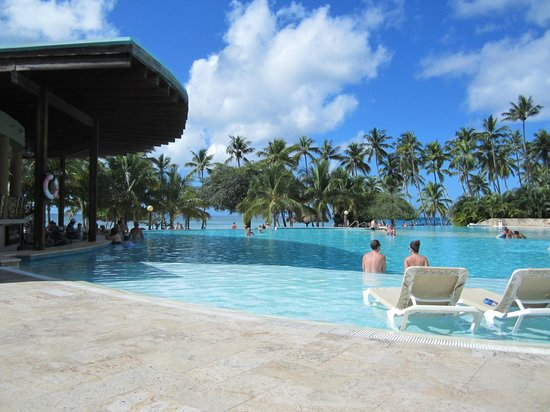 Dreams La Romana Resort & Spa: Pool