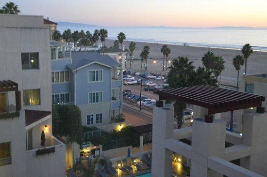 JW Marriott Santa Monica Le Merigot: beautiful View!