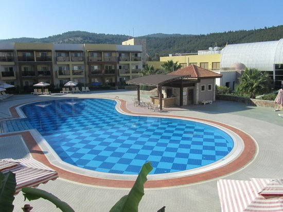Aqua Fantasy Aquapark Hotel & SPA: View from Room