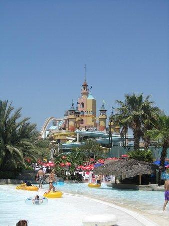 Aqua Fantasy Aquapark Hotel & SPA: Waterpark