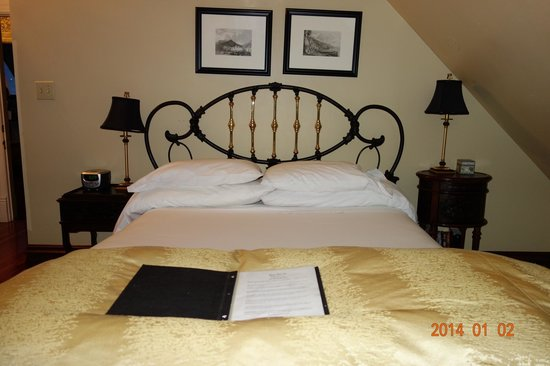 Grape Leaf Inn: Fabulous Room