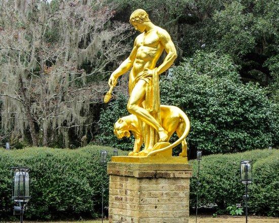 Brookgreen Gardens: Dionysus, photo by Mike Keenan