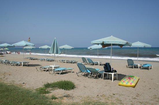 Caretta Beach: Beach