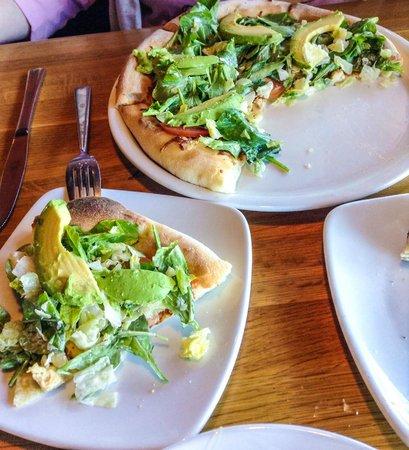 California Pizza Kitchen : California Club Pizza