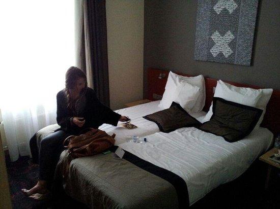 Hampshire Hotel - Lancaster Amsterdam: Chambre