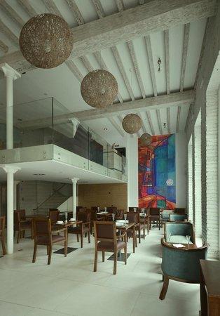 Hotel Terranostra: Planta baja
