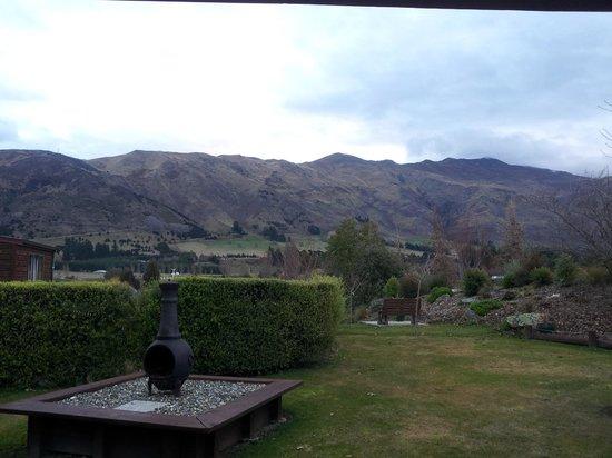 Alpine View Lodge: view from studio balcony