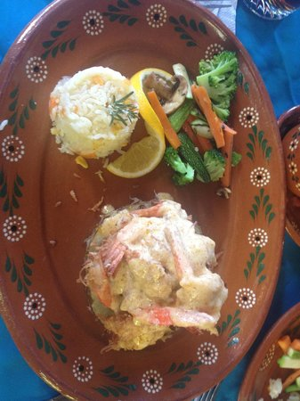 Las Mariscadas: Coconut Shrimp
