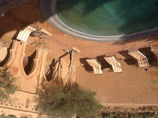 Auberge Camping Sahara: La piscine