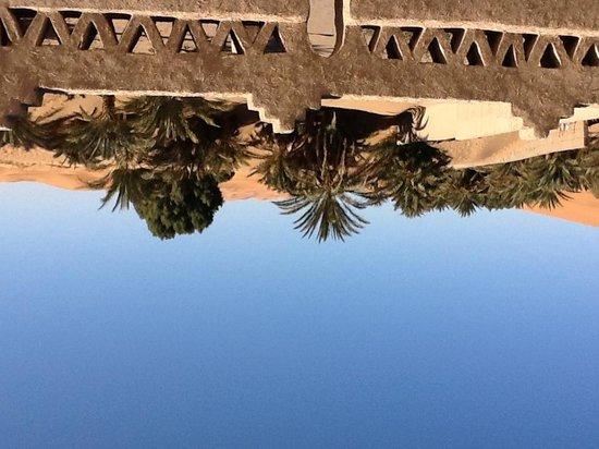 Auberge Camping Sahara: Vue panoramique