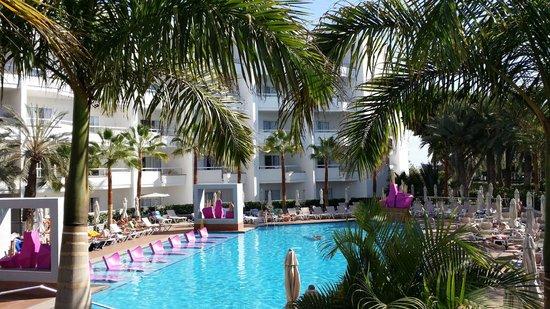 Hotel Riu Don Miguel: Pool