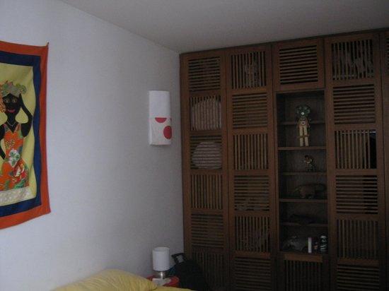 Casa da Gente: Our room
