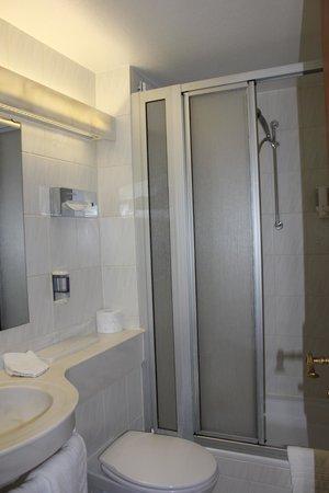 Kraft Hotel: ванная