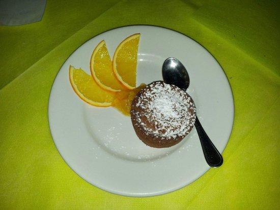 Dessert al Madonnino dei Monti