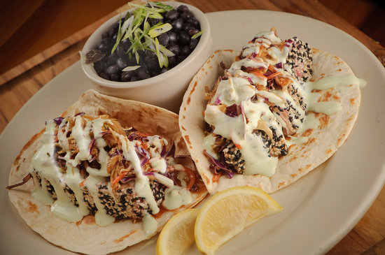 Sunset Grille: Fish Taco