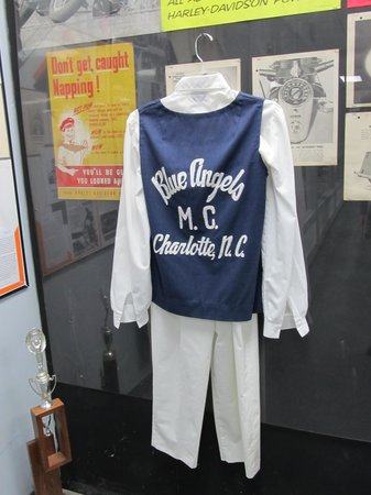 American Classic Motorcycle Museum: Club Clothing