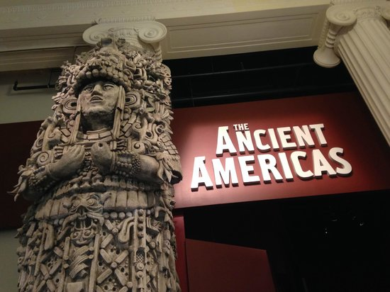 The Field Museum: Attractive exhibition