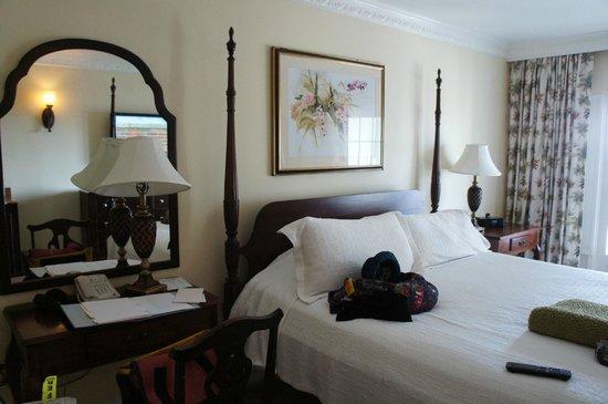 Sandals Montego Bay: room