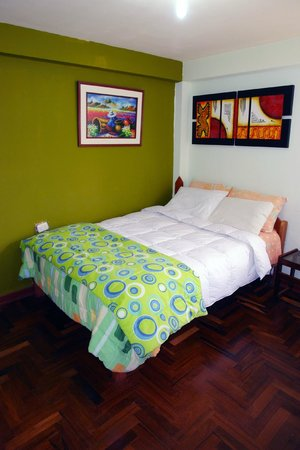 Hostal Casa del Inka: matronial  habitacion