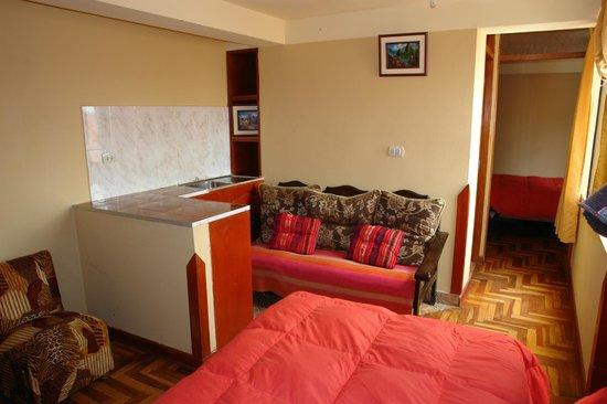 Hostal Casa del Inka: hall