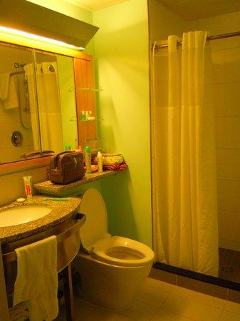 Club Quarters Hotel, World Trade Center: Sdb