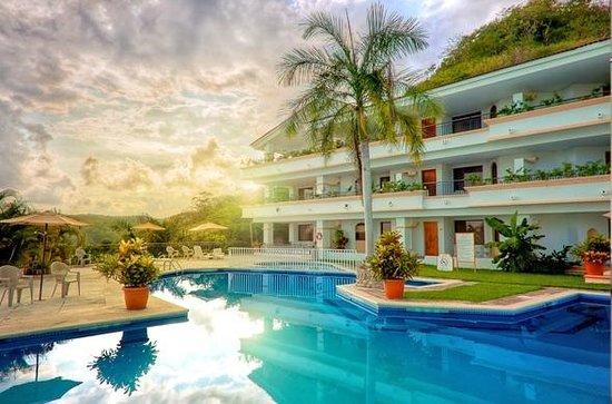 Park Royal Huatulco: Alberca del Nivel 7 / Vista panoramica
