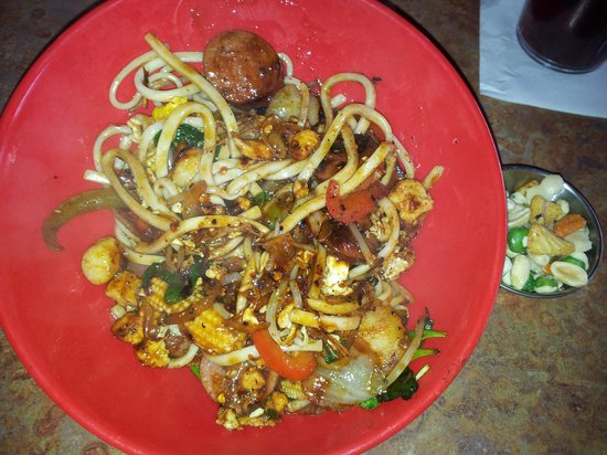 Genghis Grill: Delicious