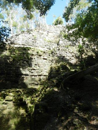 El Mirador: One of many pyramids