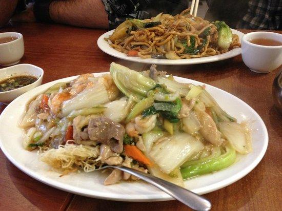 Noodle Factory: noodle dishes