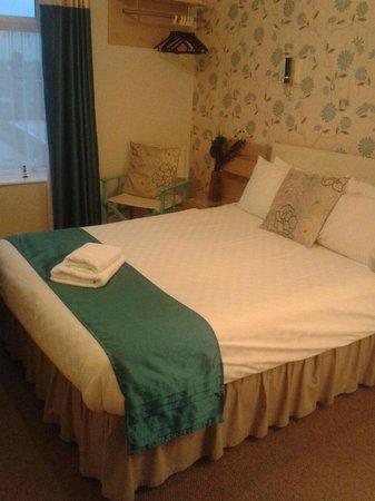 Berkeley GuestHouse: Great clean quiet room!