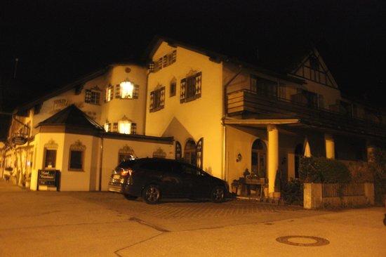 Hotel Weinbauer: ночной отель