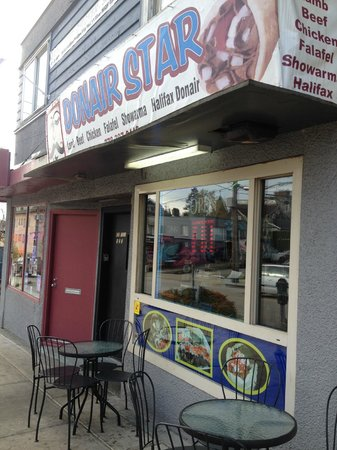 New Westminster, Καναδάς: YOUR GO TO DONAIR STOP!