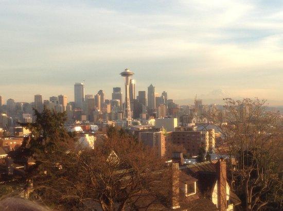 Kerry Park : Seattle skyline