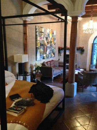 The San Rafael Hotel: King premier suite