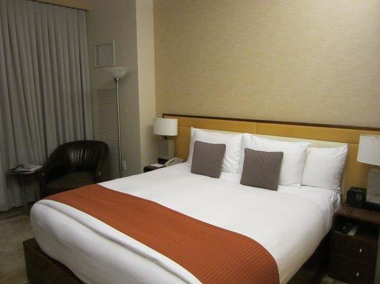 West 57th Street by Hilton Club : Bed