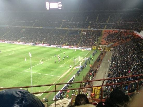 Stadio Giuseppe Meazza (San Siro) : il derby
