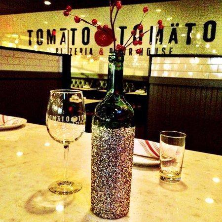 Tomato Tomato: Christmas Bar Decor