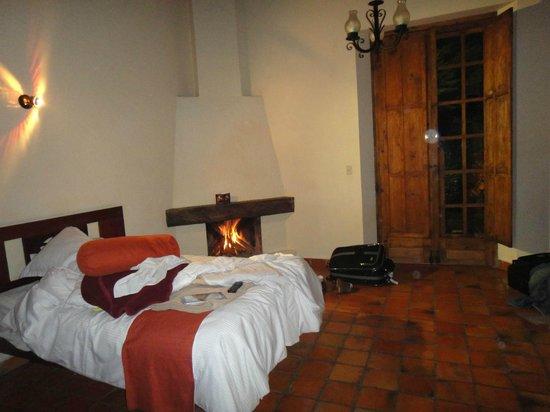 Diego De Mazariegos: habitacion