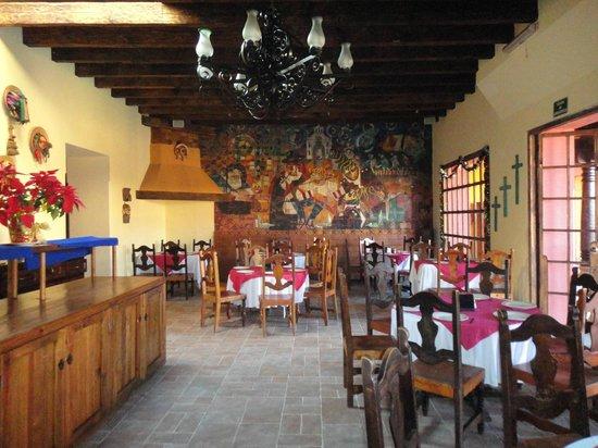 Diego De Mazariegos: hotel