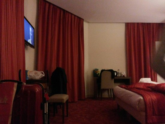 Le Grand Hotel de Normandie: Value suite