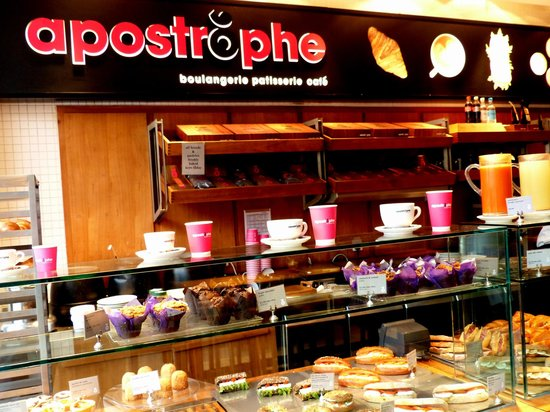 apostrophe - good food and drinks