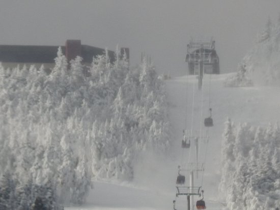 Killington Resort: skypeak quad