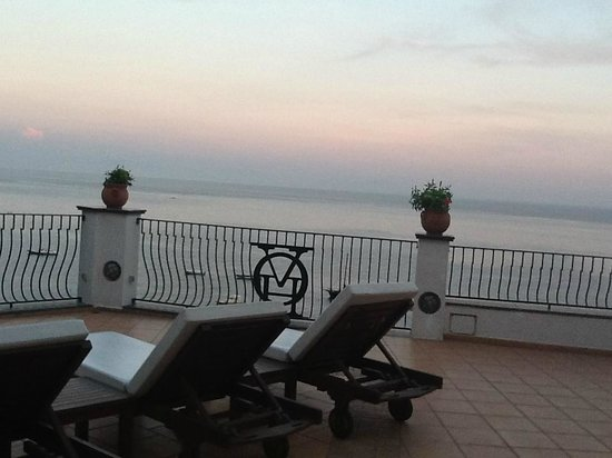 Hotel Onda Verde: Terrace