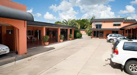 Riviera Motel Bundaberg: Entrance 3