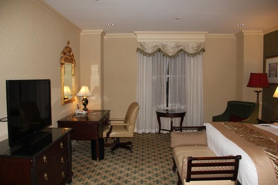 Willard InterContinental Washington: guest room