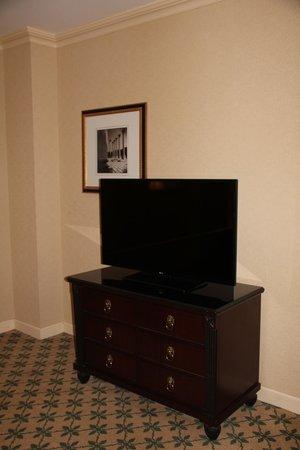Willard InterContinental Washington: tv